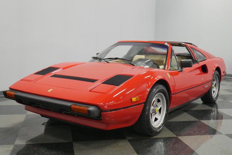 1984 Ferrari 308 GTS 5