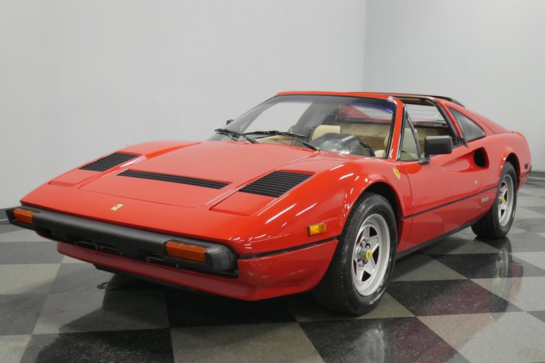 1984 Ferrari 308 GTS 20