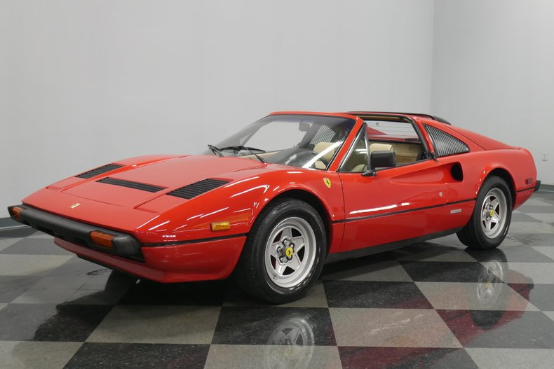 1984 Ferrari 308 GTS 6
