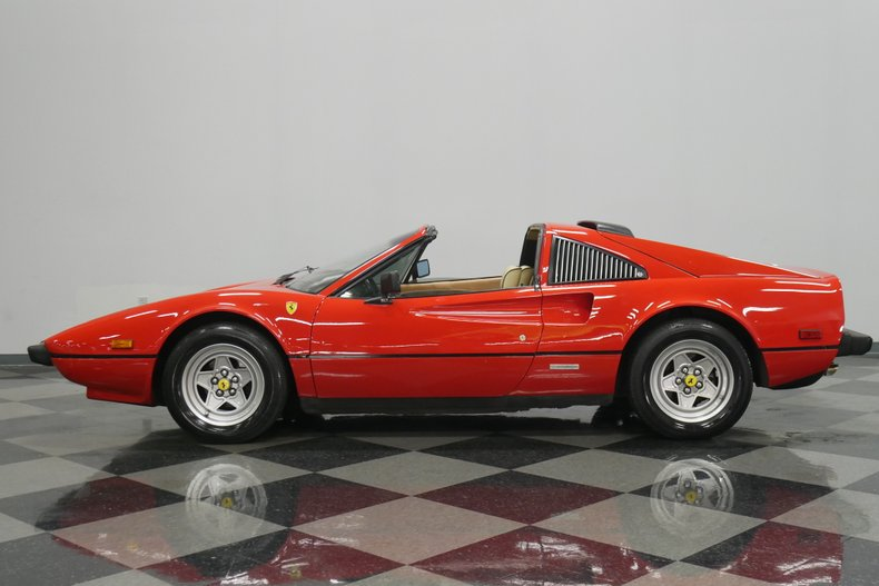 1984 Ferrari 308 GTS 7