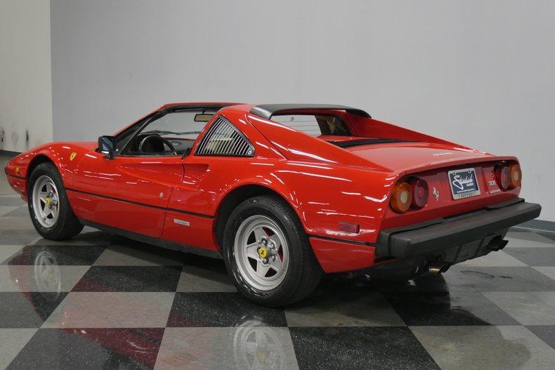 1984 Ferrari 308 GTS 8