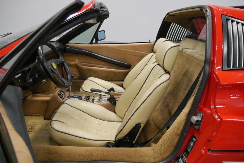 1984 Ferrari 308 GTS 4