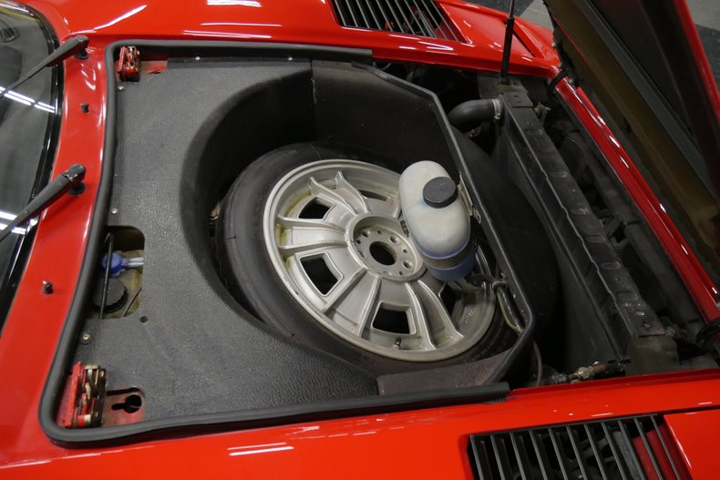 1984 Ferrari 308 GTS 23