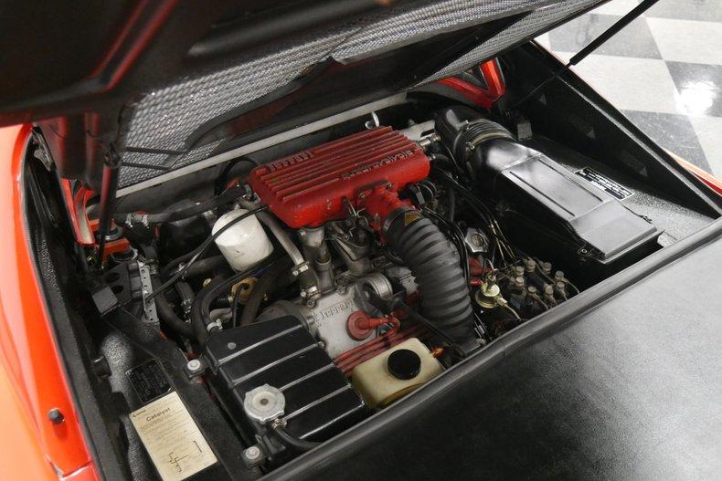 1984 Ferrari 308 GTS 21