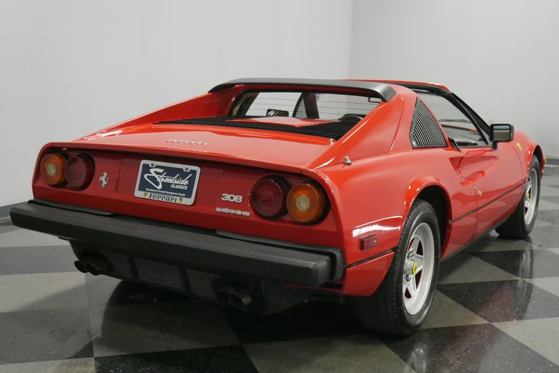 1984 Ferrari 308 GTS 12
