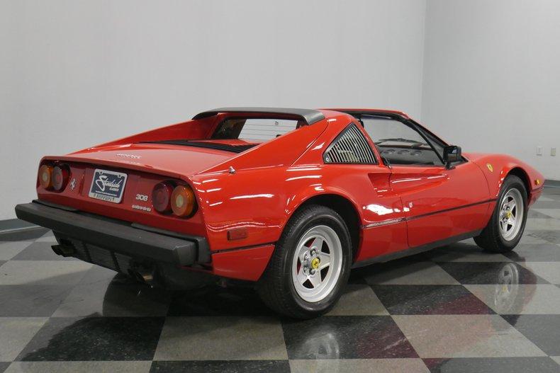 1984 Ferrari 308 GTS 13