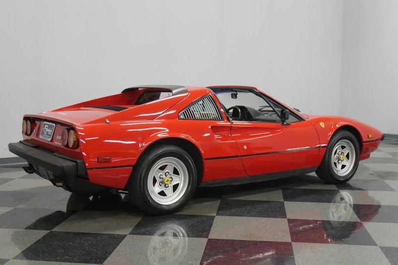 1984 Ferrari 308 GTS 14