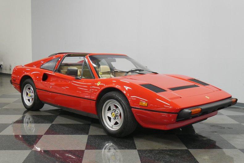 1984 Ferrari 308 GTS 16