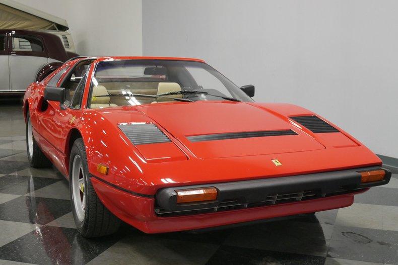 1984 Ferrari 308 GTS 18