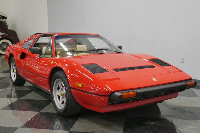 1984 Ferrari 308 GTS 17