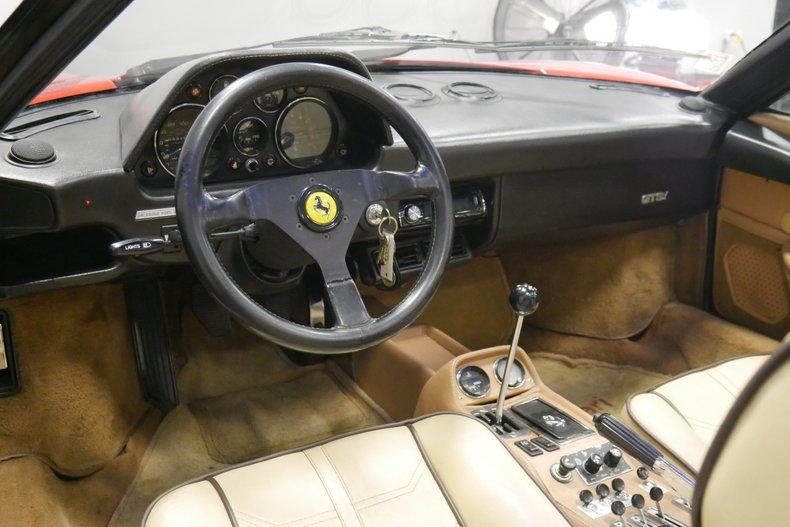 1984 Ferrari 308 GTS 27