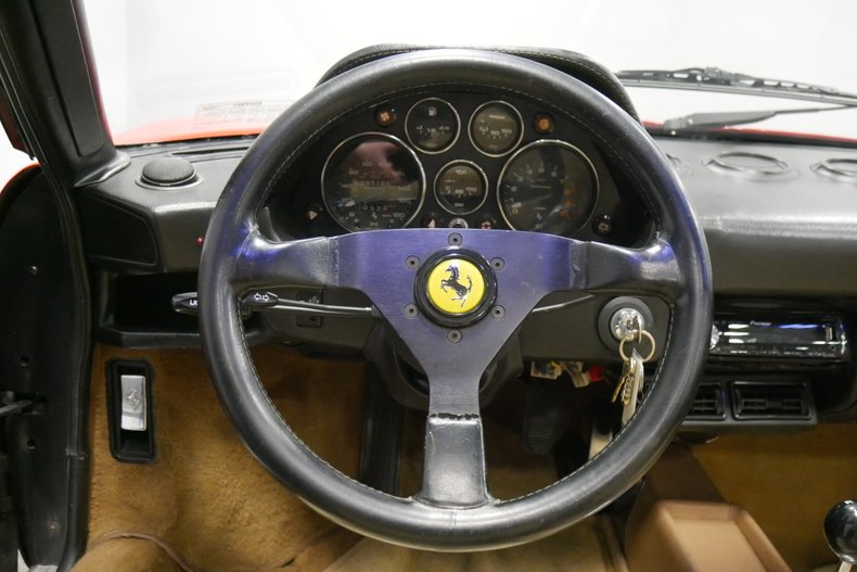 1984 Ferrari 308 GTS 28