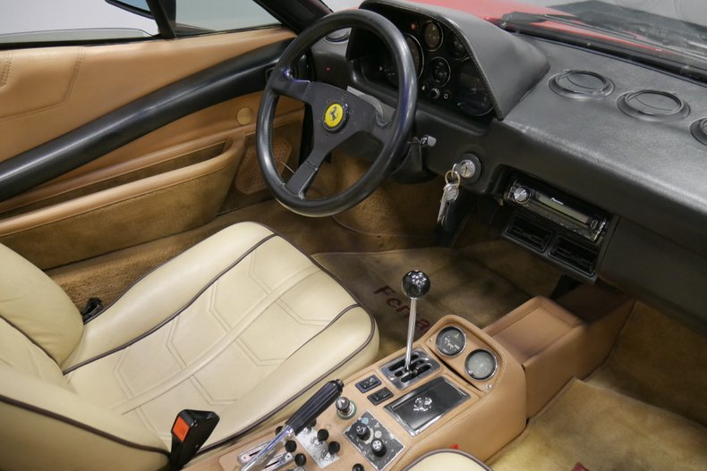 1984 Ferrari 308 GTS 46