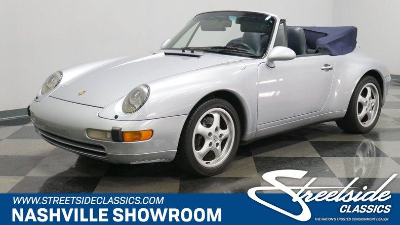For Sale: 1996 Porsche 911