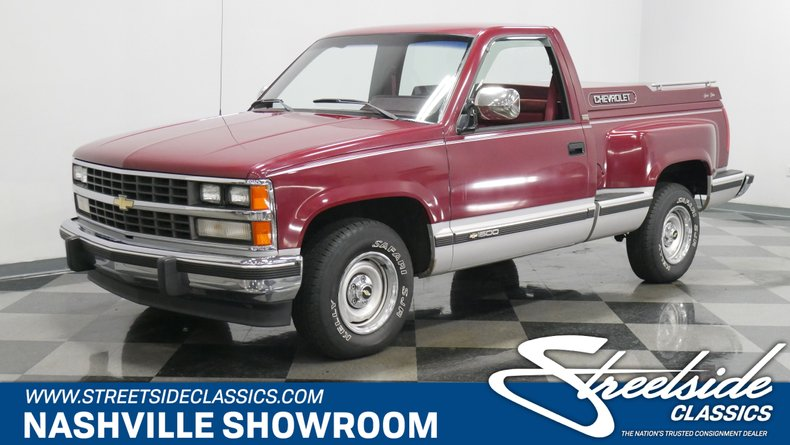 1988 Chevrolet C1500 For Sale