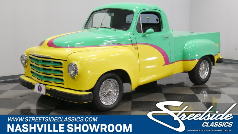 For Sale: 1951 Studebaker Pickup