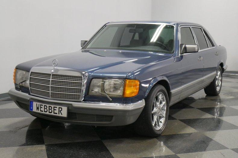 1983 Mercedes-Benz 500 SEL 5