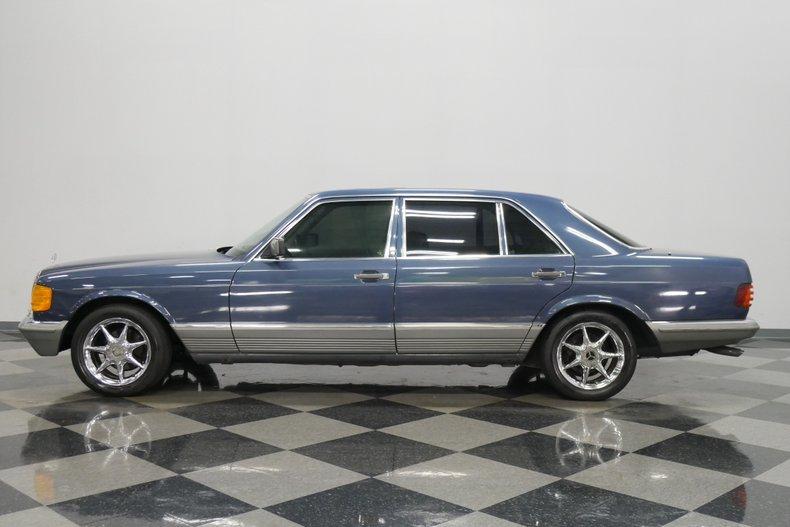 1983 Mercedes-Benz 500 SEL 2