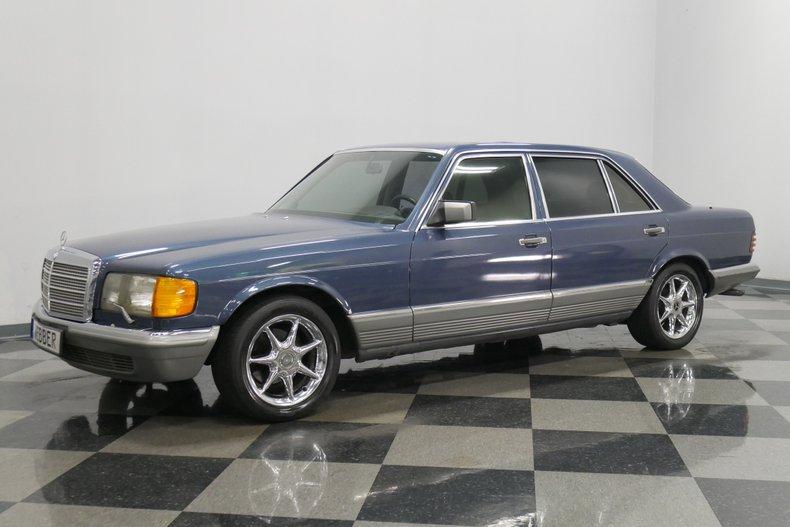 1983 Mercedes-Benz 500 SEL 6
