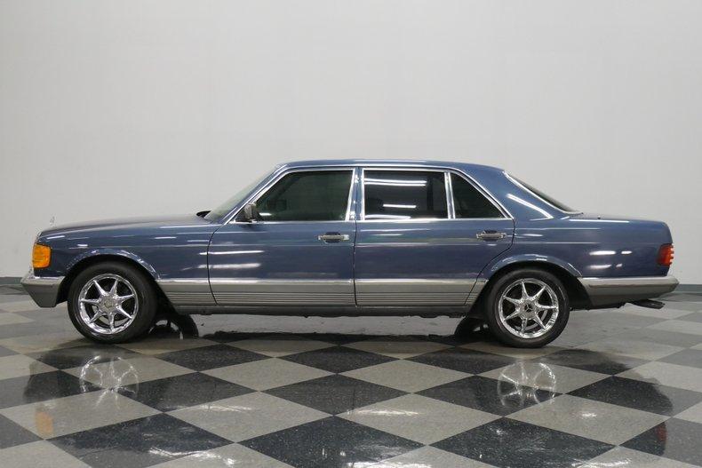 1983 Mercedes-Benz 500 SEL 7