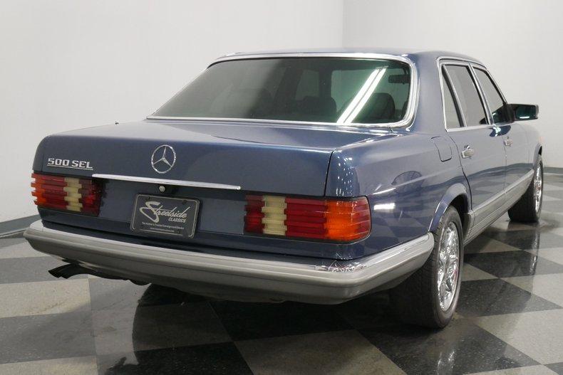 1983 Mercedes-Benz 500 SEL 12