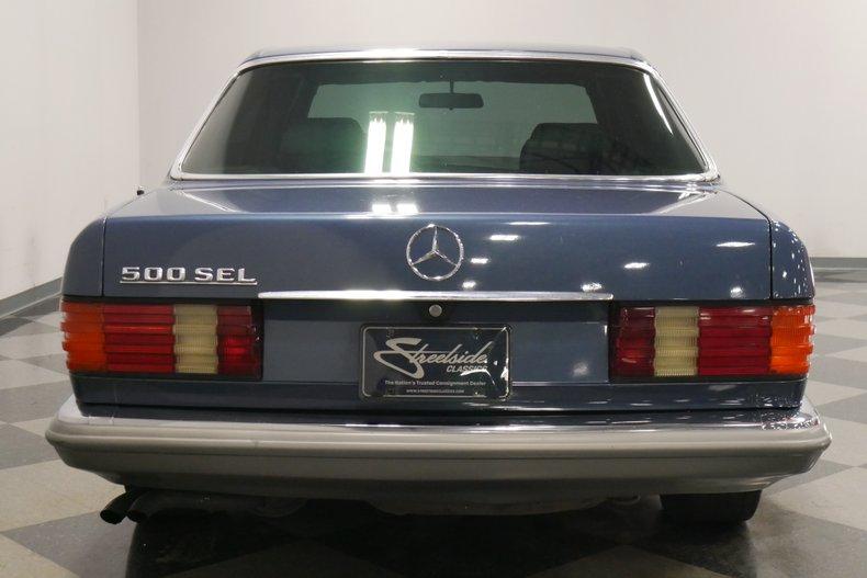 1983 Mercedes-Benz 500 SEL 11