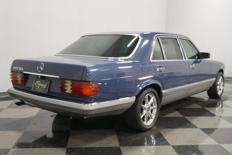1983 Mercedes-Benz 500 SEL 13