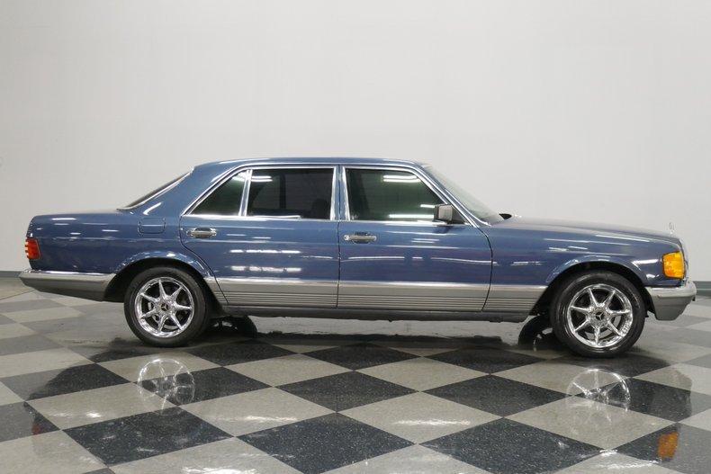 1983 Mercedes-Benz 500 SEL 15