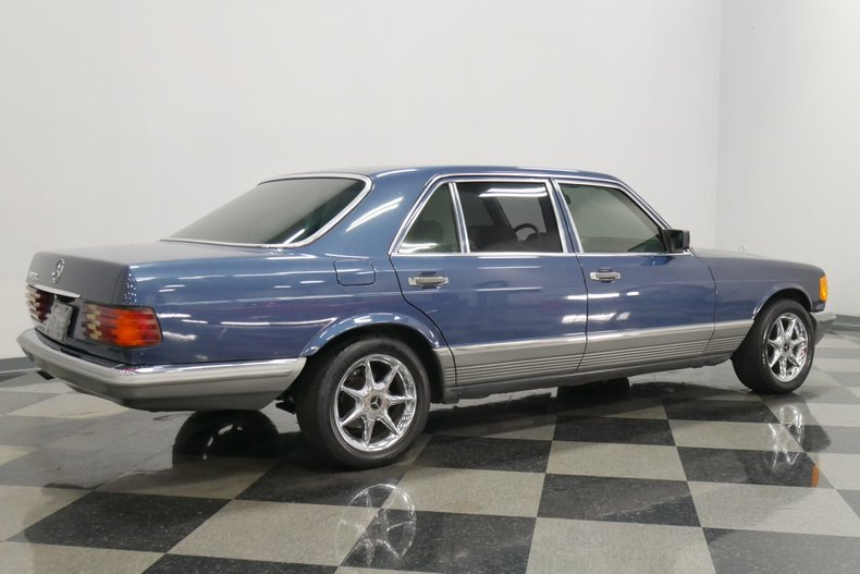 1983 Mercedes-Benz 500 SEL 14