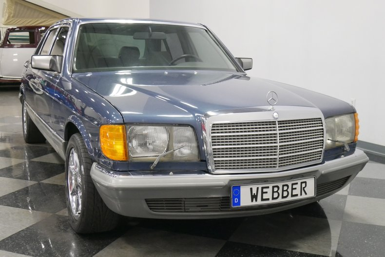 1983 Mercedes-Benz 500 SEL 18