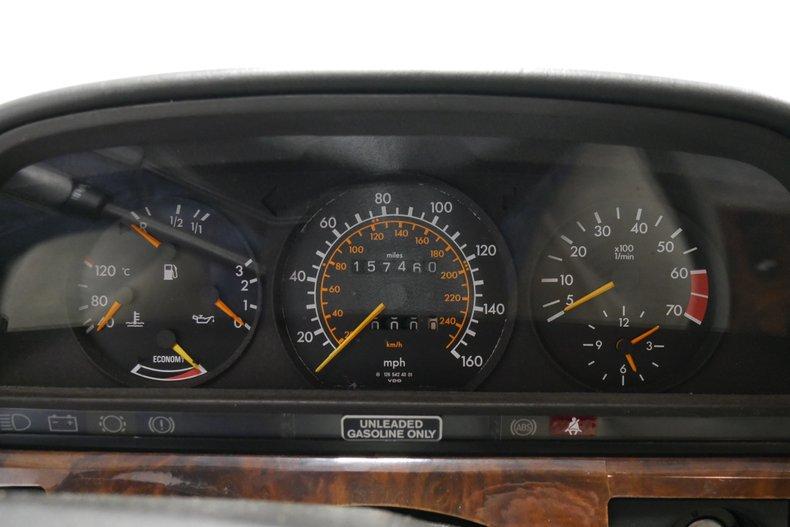 1983 Mercedes-Benz 500 SEL 31