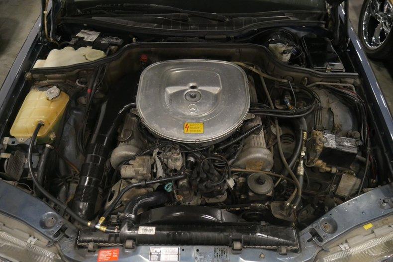 1983 Mercedes-Benz 500 SEL 3