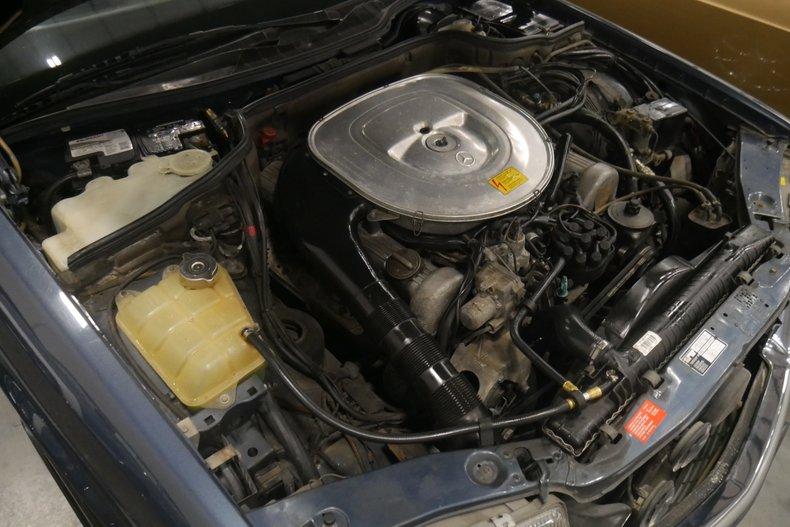 1983 Mercedes-Benz 500 SEL 21