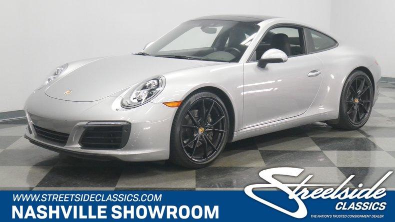 For Sale: 2017 Porsche 911