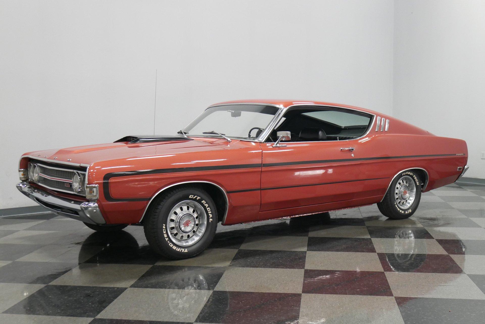 1969 Ford Torino | Streetside Classics - The Nation's