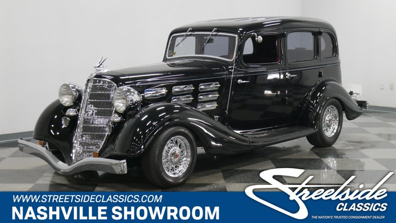 For Sale: 1934 Hudson Eight