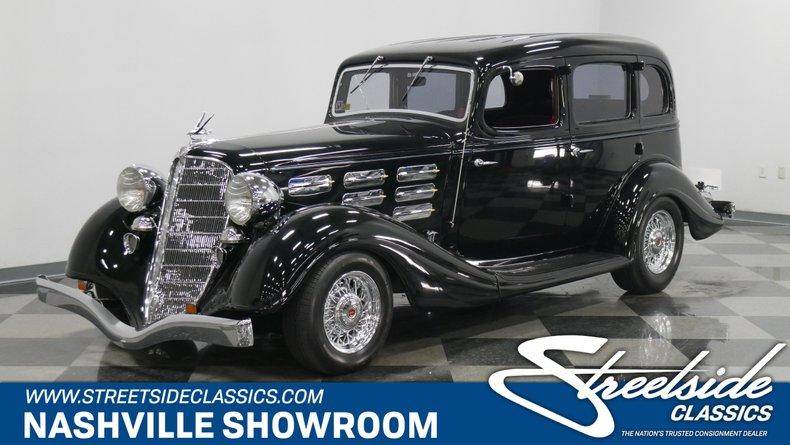 1934 Hudson Eight 1