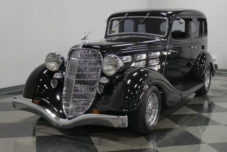1934 Hudson Eight 20