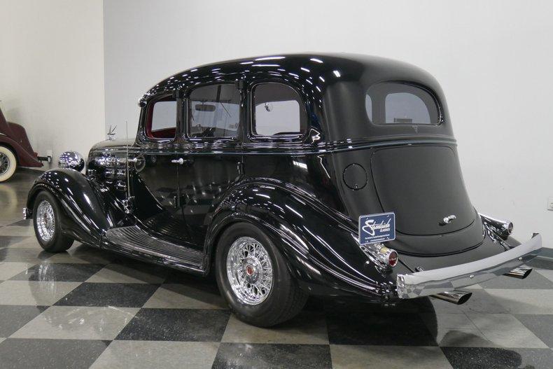 1934 Hudson Eight 8