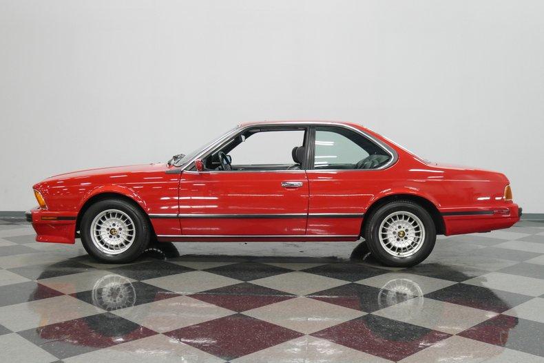 1989 BMW 635csi 2