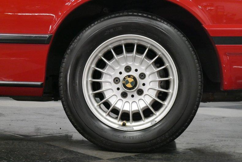 1989 BMW 635csi 45