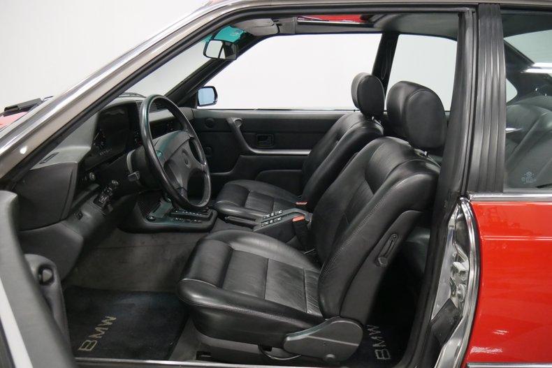 1989 BMW 635csi 4