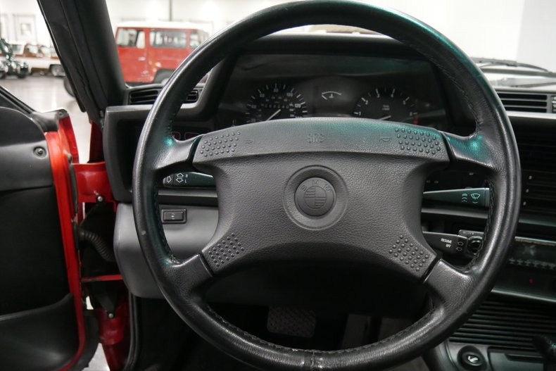 1989 BMW 635csi 30