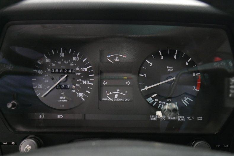 1989 BMW 635csi 32