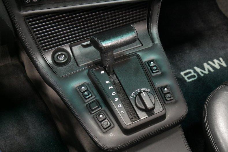 1989 BMW 635csi 34