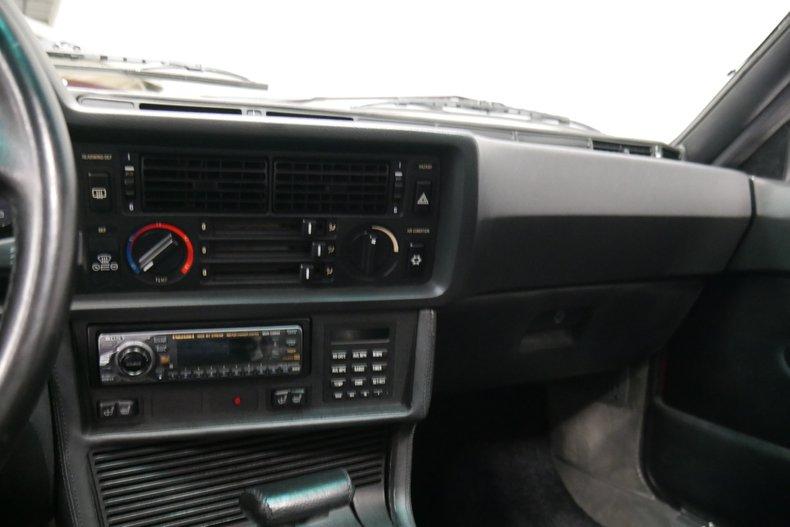 1989 BMW 635csi 36