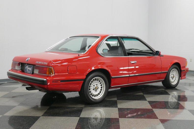 1989 BMW 635csi 13