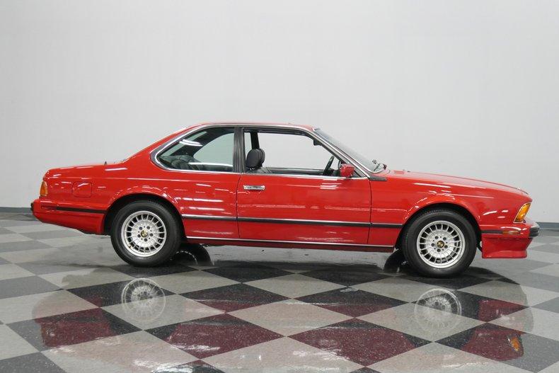 1989 BMW 635csi 15