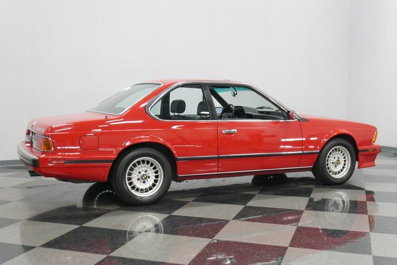 1989 BMW 635csi 14