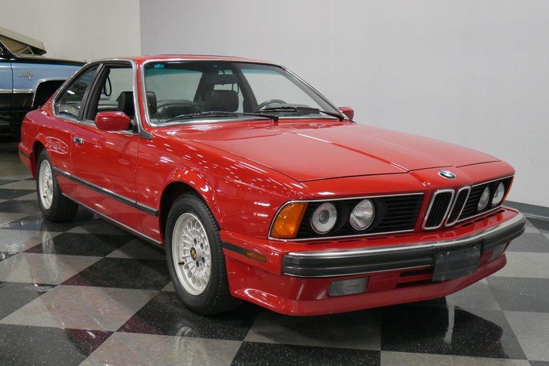 1989 BMW 635csi 17